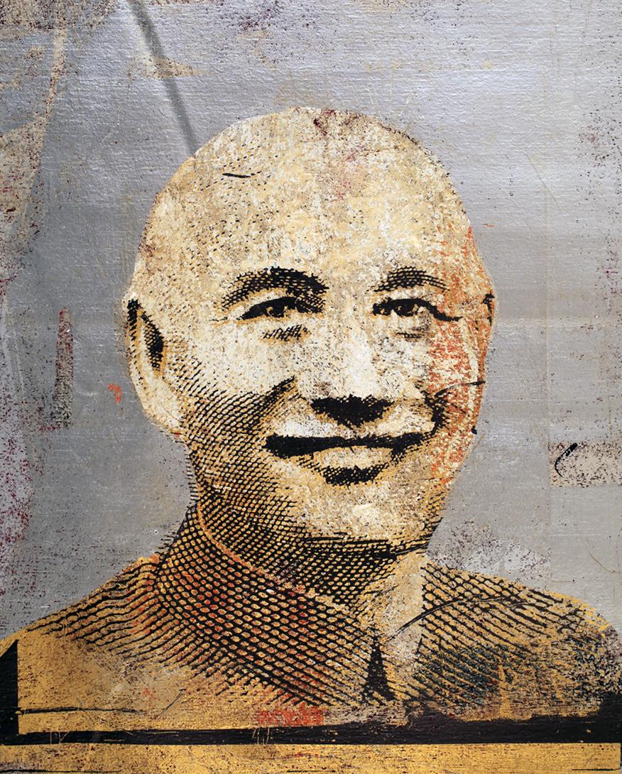 Chaing Kai-shek.