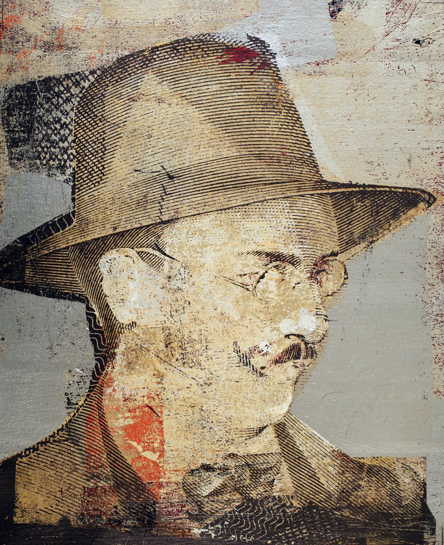 Fernando Pesoa Portugal.
