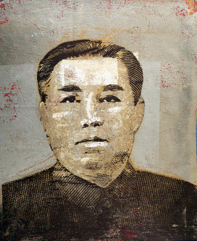 Kim II Sung north Korea