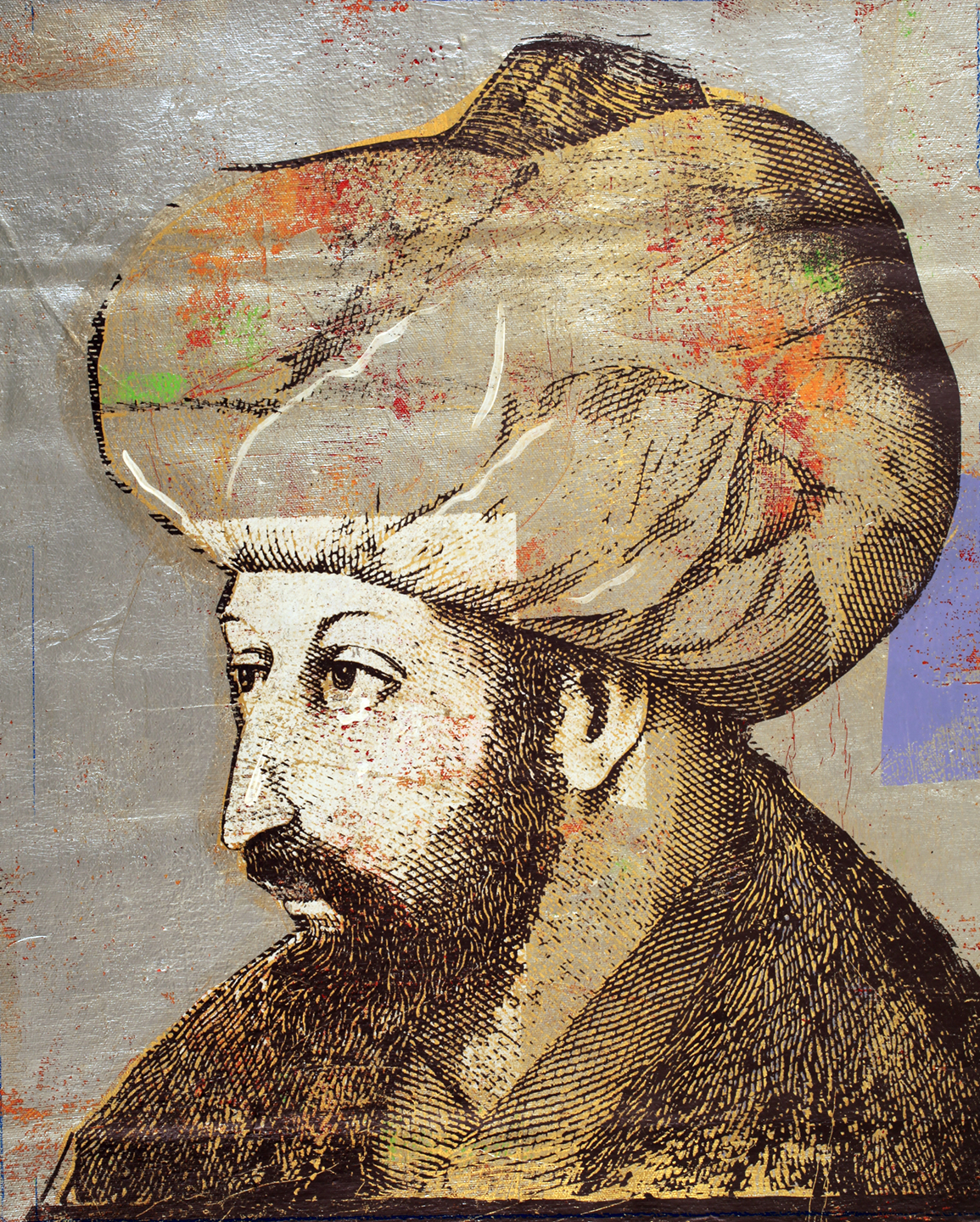 Mehmed the conquerer