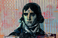 100 Francs, Napoleon Bonaparte, 60 by 48,  2018
