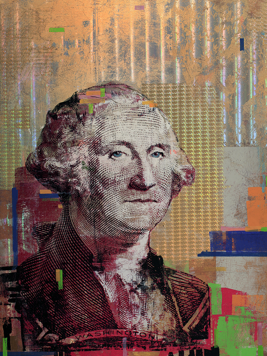 1-George-Washington, 48-by 36 2018