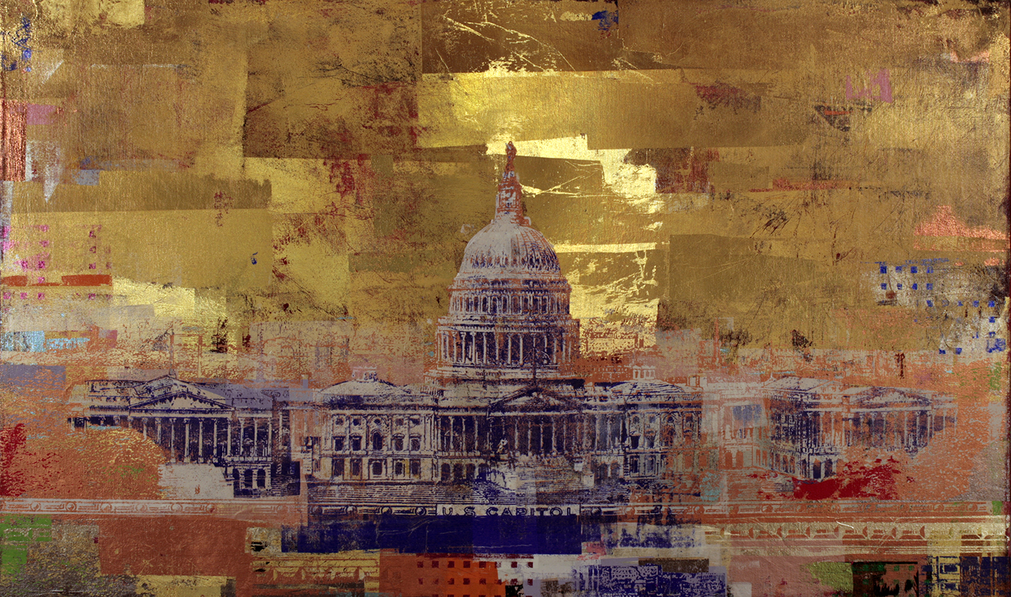 50 dollars Capitol Hill 36 by 60 2015