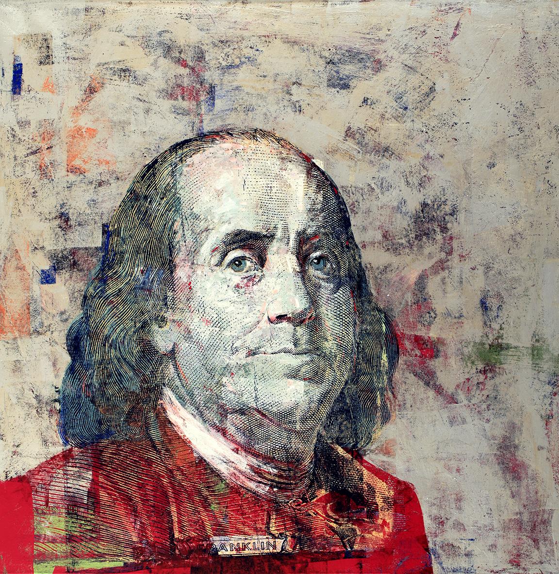 Ben Franklin 48 by 48 2016