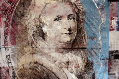 $1 Martha Washington 50 by 40 2015
