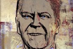 One Dollar Reagan 36 by 24 2016