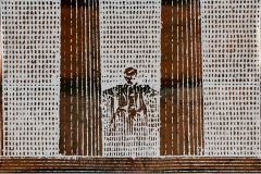 5 Dollars Lincoln Memorial 47 by 69 inches 2014